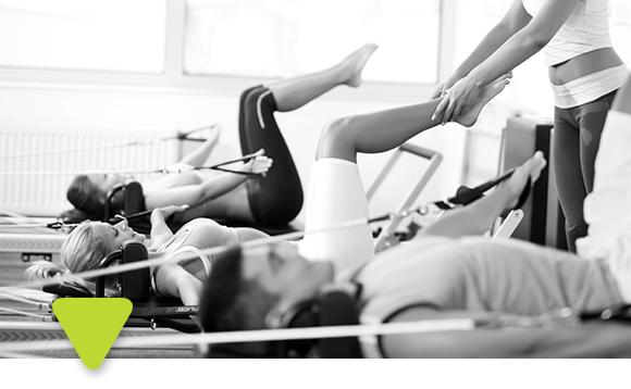 Meta Pilates - Formação em Pilates